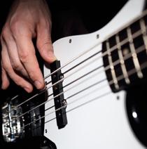 Reiman Akademie - Musikschule in Linz - E-Bass-Unterricht für Jugendliche