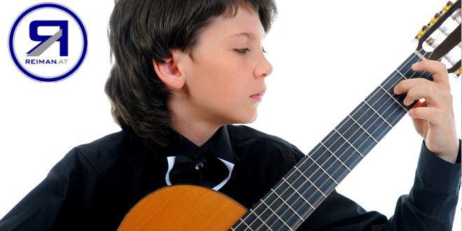 Gitarre lernen mit 5+