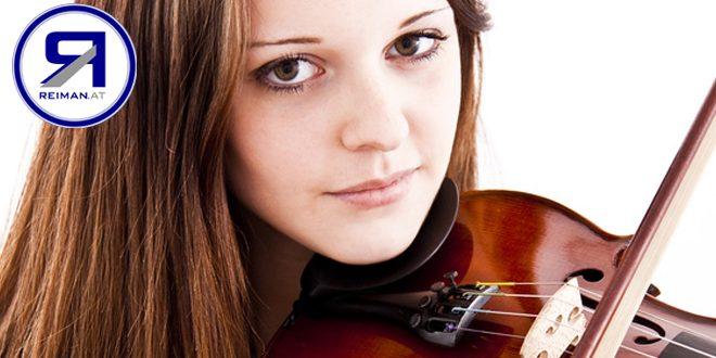 Violine lernen