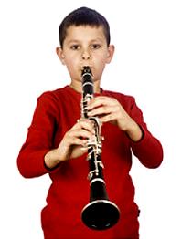 Reiman Akademie - Musikschule in Linz - Klarinettenunterricht für Kinder ab 8 Jahre