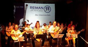 Reiman Akademie - Musikschule in Linz - Gitarrenunterricht, Gitarrenschule