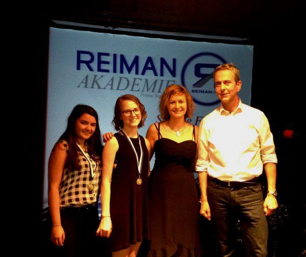 Konzert-Medaille Reiman Akademie