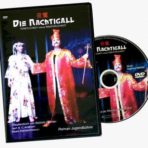 DVD Die Nachtigall - Reiman Jugendbühne