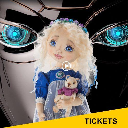 Ticket - Zores im Spielzeugland