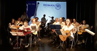 Gitarrenkonzert der Reiman Akademie