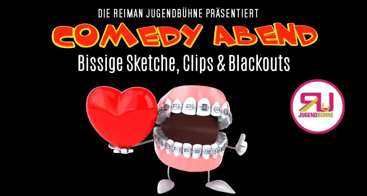 Comedy Abend - Reiman Jugendbühne